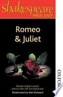 """""""Romeo and Juliet"""" by William Shakespeare, Alan Durband"""