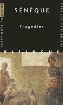 Seneque, Tragedies
