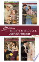 Love Inspired Historical July 2017 Box Set