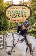 Starlight Stables: Saving Starlight [Pdf/ePub] eBook