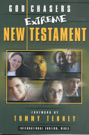 God Chasers Extreme New Testament Book PDF