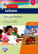 Books - Oxford Lebone Grade 1 Learners Book (Sepedi) Oxford Lebone Kreiti ya 1 Puku ya Moithuti | ISBN 9780199050178