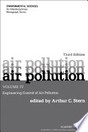 Air Pollution V4  : Engineering Control of Air Pollution