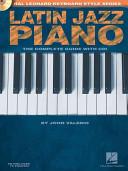 Latin jazz piano