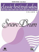 Snare Drum Solo Book
