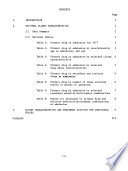 State Statistics, Data from the Client Oriented Data Acquisition Process