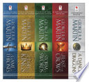 George R. R. Martin's A Game of Thrones 5-Book Boxed Set (Song of Ice and Fire Series)  : A Game of Thrones, A Clash of Kings, A Storm of Swords, A Feast for Crows, and and A Dance with Dragons