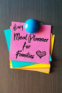 Easy Meal Planner for Families