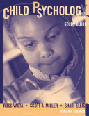 Study Guide to accompany Child Psychology, 4th Edition