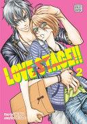 Love Stage!!, Vol. 2 banner backdrop
