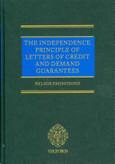 The Independence Principle of Letters of Credit and Demand Guarantees