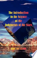 The Introduction to the Science of the Judgments of the Stars