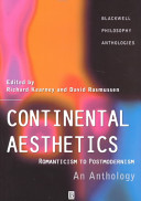 Continental Aesthetics