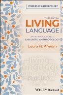 Living Language Pdf/ePub eBook