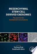 Mesenchymal Stem Cell Derived Exosomes Book