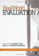 RealWorld Evaluation