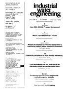 Industrial Water Engineering Book