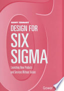 Design for Six Sigma Book