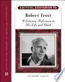 Critical Companion to Robert Frost