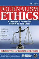 Journalism Ethics