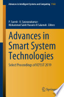 Advances in Smart System Technologies Book