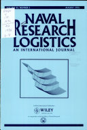 Naval Research Logistics