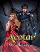 Acotar Coloring Book Book