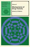 Mechanisms of Drug Toxicity