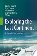Exploring the Last Continent Book