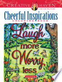 Creative Haven Cheerful Inspirations Coloring Book Book PDF