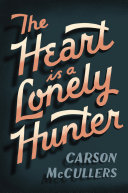 Pdf The Heart Is a Lonely Hunter