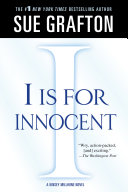 I  is for Innocent Book