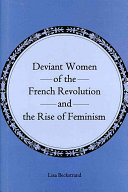 Deviant Women of the French Revolution and the Rise of Feminism Pdf/ePub eBook