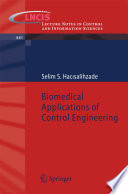 Biomedical Applications of Control Engineering Book