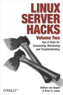 Linux Server Hacks, Volume Two Pdf/ePub eBook