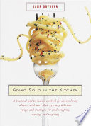Going Solo in the Kitchen Book PDF