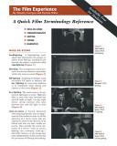 The Film Experience Book