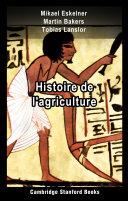 Pdf Histoire de l'agriculture Telecharger