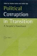 Political Corruption in Transition [Pdf/ePub] eBook
