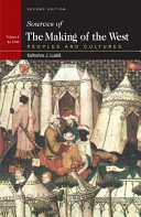 Sources of the Making of the West  To 1740 Book PDF