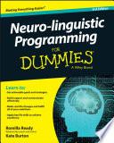 Neuro linguistic Programming For Dummies