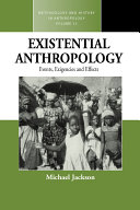 Pdf Existential Anthropology Telecharger