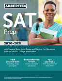 SAT Prep 2020 2021 with Practice Tests