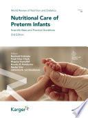 Nutritional Care of Preterm Infants