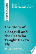 The Story of a Seagull and the Cat Who Taught Her to Fly by Luis de Sep  lveda  Book Analysis