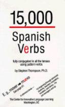 15 000 Spanish Verbs