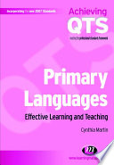 Primary Languages  Effective Learning and Teaching