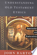 Understanding Old Testament Ethics Book PDF