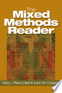 """The Mixed Methods Reader"" by Vicki L. Plano Clark, John W. Creswell"