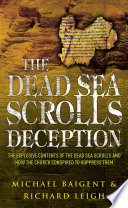 The Dead Sea Scrolls Deception Book PDF